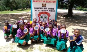 Change\\\'ombe Primary School