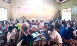 Dzombo Primary School
