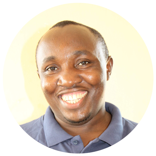 who we are: Mr John Ngunjiri