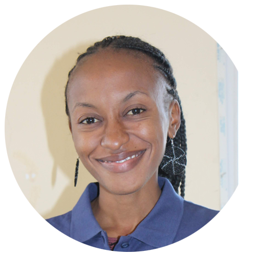who we are: Miss Dorcas Sewe