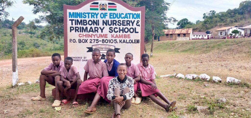 Timboni Primary School