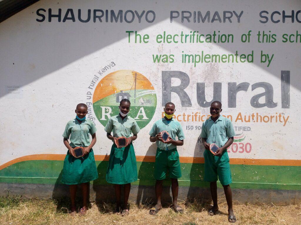 Shauri Moyo Primary School
