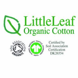 LittleLeaf Organic Cotton logo